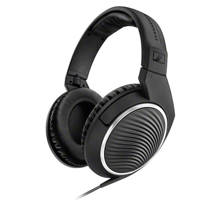 Слушалки Sennheiser HD 461 G, микрофон, черни image