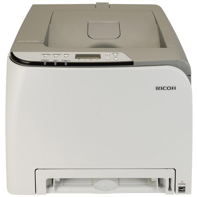 Лазерен принтер RICOH SP240DN, цветен, A4, 2400х600dpi , 16 стр/мин, USB image