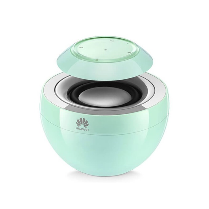 Тонколона Huawei Sphere Bluetooth Speaker AM08, 1.0, 1.8W, Bluetooth, зелена image