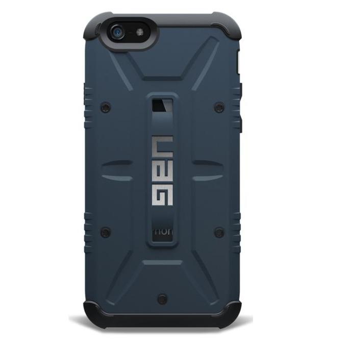 Хибриден кейс Urban Armor Gear Scout, iPhone 6/6S, удароустойчив, син image