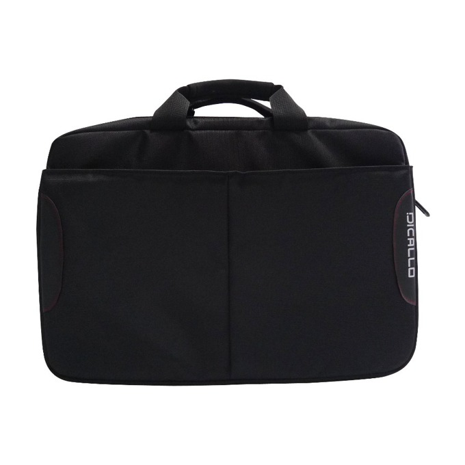 "Чанта за лаптоп Dicallo LLM0316, до 15.6"" (39.60cm), черна image"