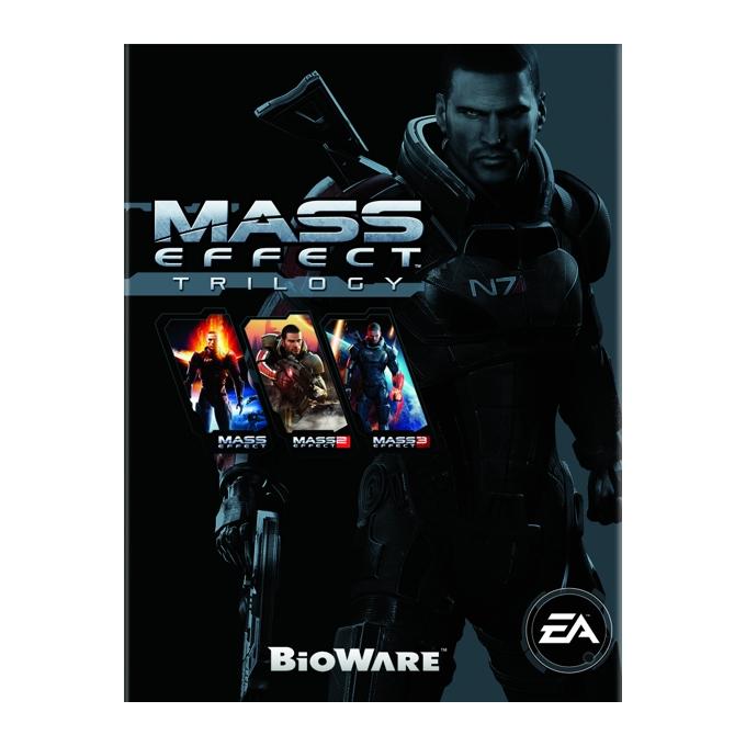 Игра Mass Effect Trilogy, за PC image