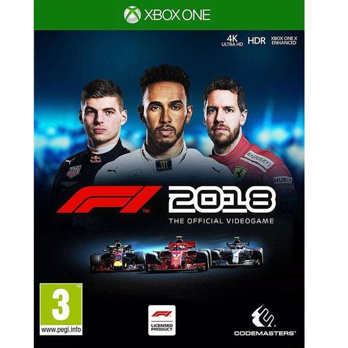 Игра за конзола F1 2018, за Xbox One image