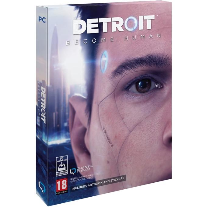Игра Detroit: Become Human, за PC image