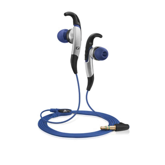 Слушалки Sennheiser CX 685 Sports, сини image