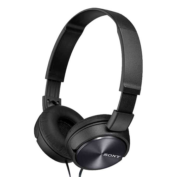 Sony Headset MDR-ZX310 black