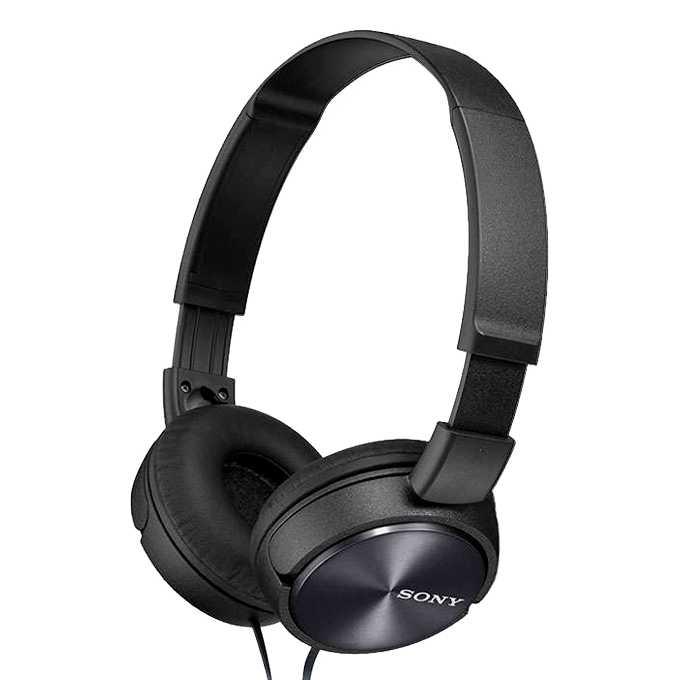 Слушалки Sony MDR-ZX310, черни image