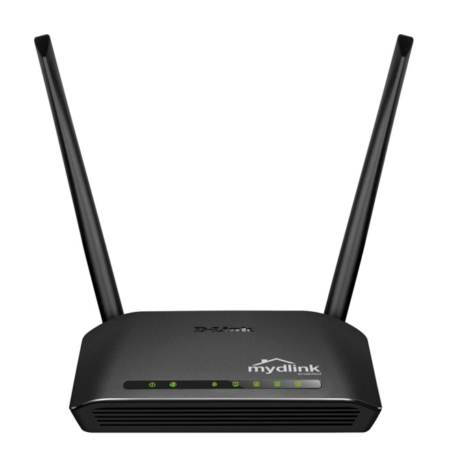 DLink DIR-816L, Dual Band & AC750 Wireless Router, 4Port Switch image