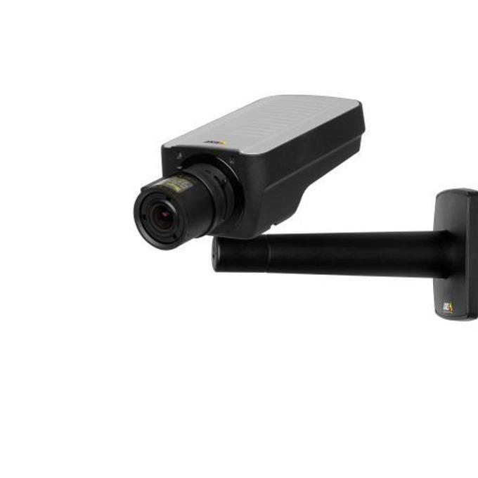 """IP камера Axis Q1604, насочена """"bullet"""", 1.2 Mpix(1280x960@30FPS), 2.8mm обектив, H.264, MJPEG, PoE, безжична 802.3af, RJ-45 image"""
