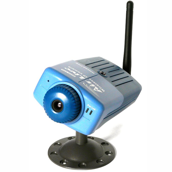 IP камера SeaMax AirLive WL-5420CAM, безжична, 0.3MP, WiFi 802.11g image