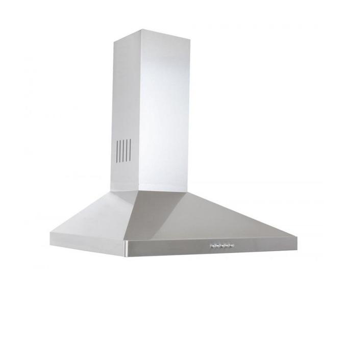 Абсорбатор Finlux NEVA CLA 22-60X, свободностоящ, колонен, 471 m3/h, алуминиев филтър, 3 степени, сребрист image