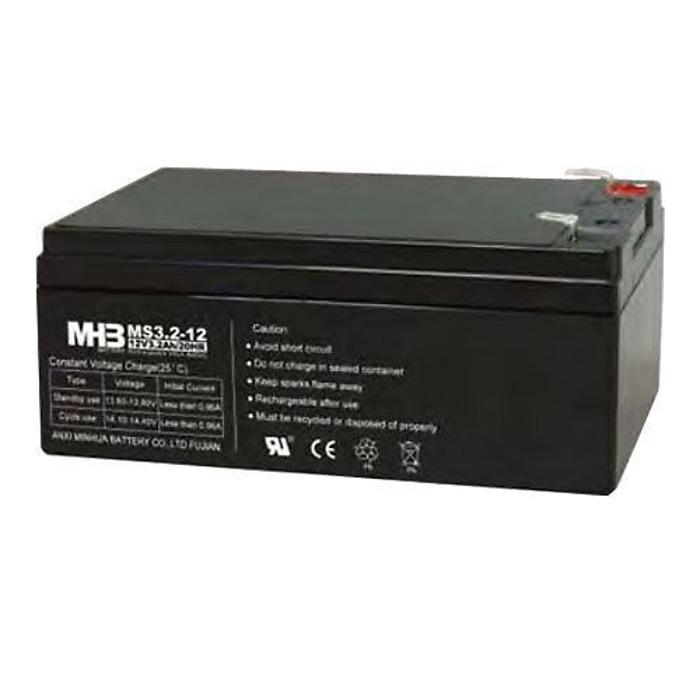 Акумулаторна батерия MHB MS3.2-12, 12V, 3.2Ah image