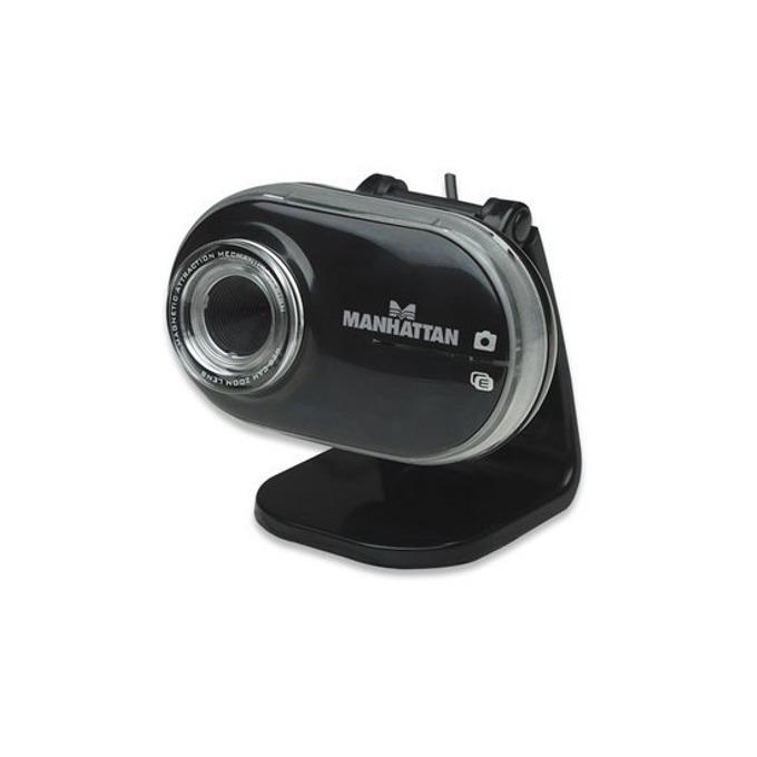Уеб камера MANHATTAN HD 760 Pro XL, микрофон, 1.3 Mpix, 30/10FPS, USB 2.0 image