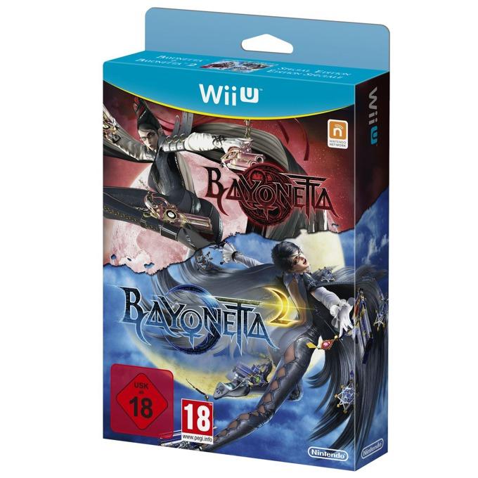 Игра за конзола Bayonetta 2 - Special Edition, за Wii U image
