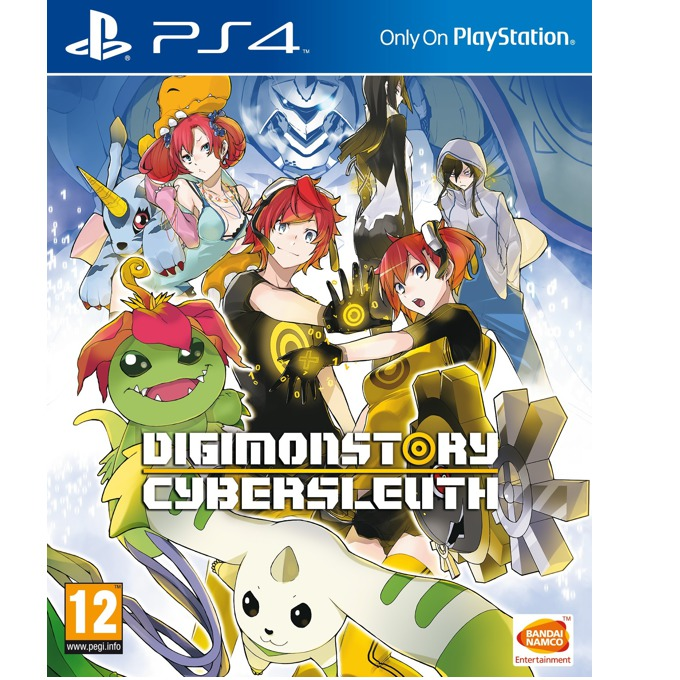 Digimon Story Cyber Sleuth, за PS4 image