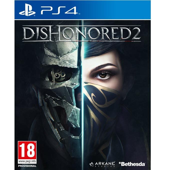 Игра за конзола Dishonored 2, за PS4 image