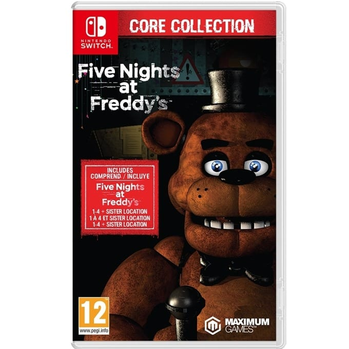 Five Nights at Freddys - Core Collection Switch product