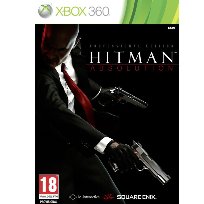Игра за конзола Hitman: Absolution Professional Edition, за XBOX360 image