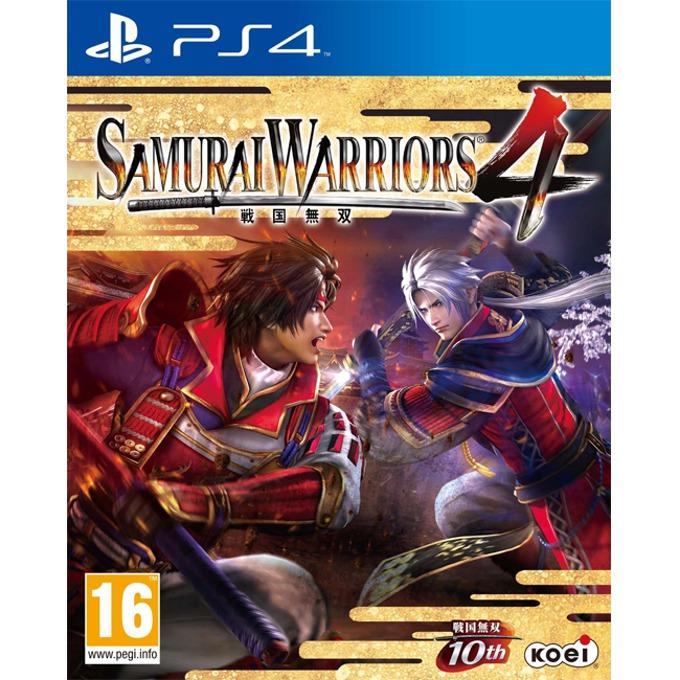 Игра за конзола Samurai Warriors 4, за PlayStation 4 image