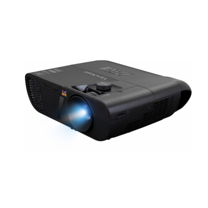 Проектор ViewSonic Pro7827HD, DLP, Full HD(1920x1080), 22,000 :1, 2,200 lm, 2x HDMI, LAN, D-Sub, USB A, USB mini Type B image