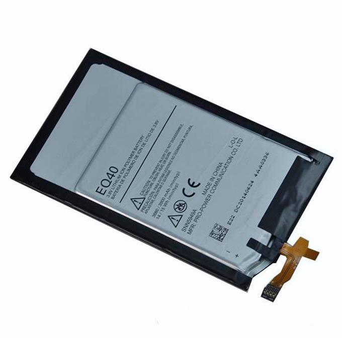 Батерия (оригинална) Motorola EQ40 за Motorola Droid Turbo/LTE, 2530mAh/3.8V, Bulk image