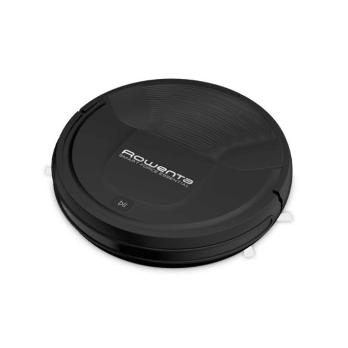 Прахосмукачка Rowenta SmartForce Essential RR6925WH, робот, безжична, 0.25 л. капацитет на контейнера, до 150 мин. работа, 3 режима, черна image
