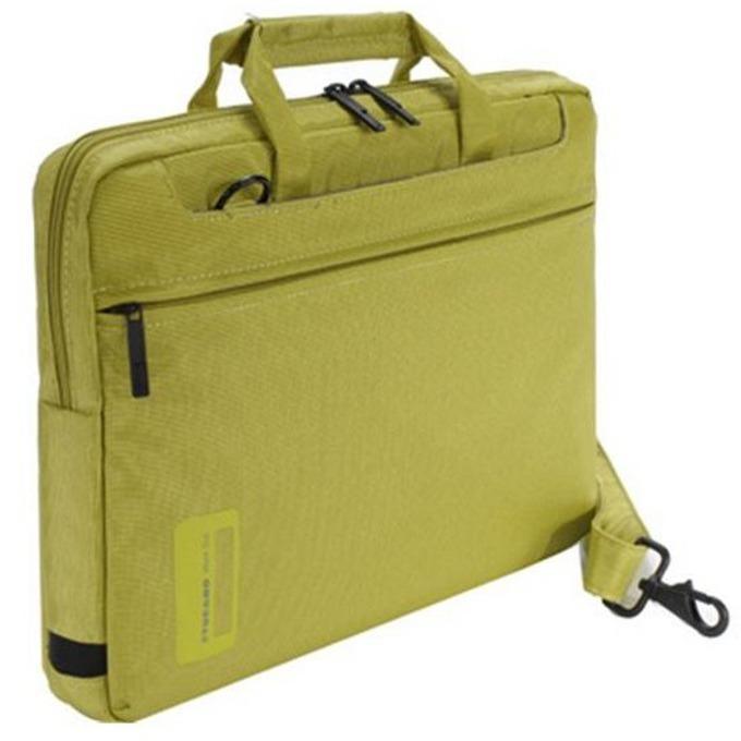 "Чанта за Apple MacBook / MacBook Pro TUCANO WO-MB133-V, 13.3""(33.78cm), зелен image"
