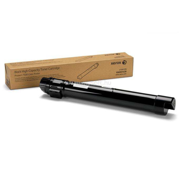 КАСЕТА ЗА XEROX Phaser 7500 - Black - P№ 106R01446 - заб.: 19800k image