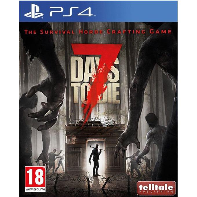 Игра за конзола 7 Days To Die, за PS4 image