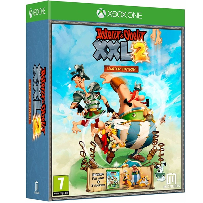 Asterix & Obelix XXL2 - Limited Edition, за Xbox One image