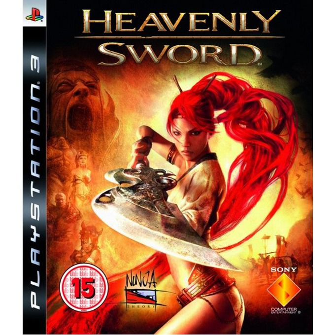 Heavenly Sword, за PlayStation 3 image