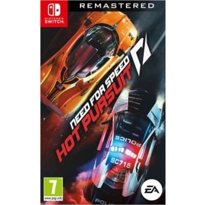 Игра за конзола Need for Speed Hot Pursuit Remastered, за Nintendo Switch image