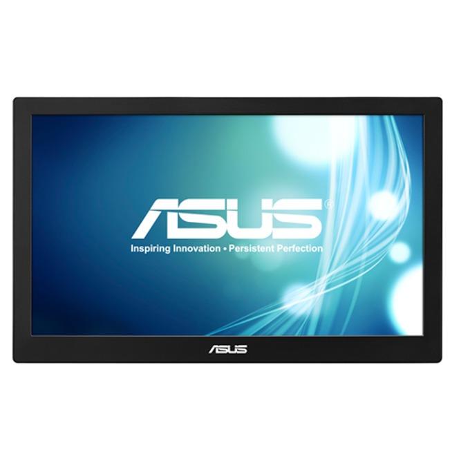 """Портативен монитор ASUS MB168B, 15.6"""" (39.62 cm) TN панел, HD, 11ms, 500:1, 200 cd/m2, USB image"""
