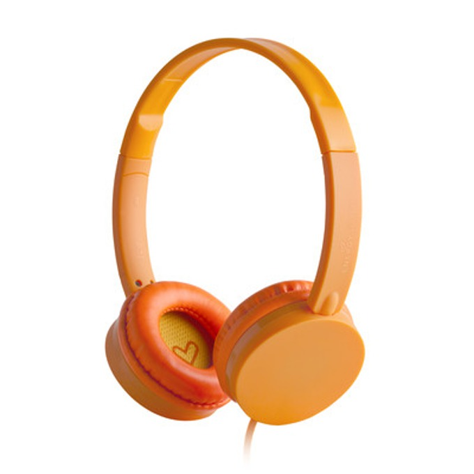 Слушалки Energy Colors, оранжеви image