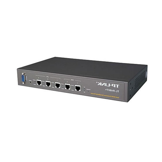 TP-Link TL-R480T+ Load Balance Broadband Router