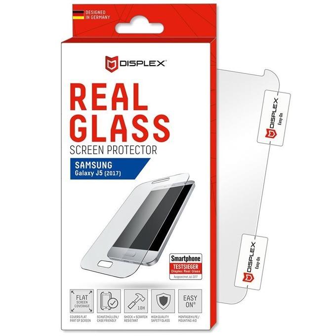Протектор от закалено стъкло /Tempered Glass/, Displex 00811, за Samsung Galaxy J5 2017 image