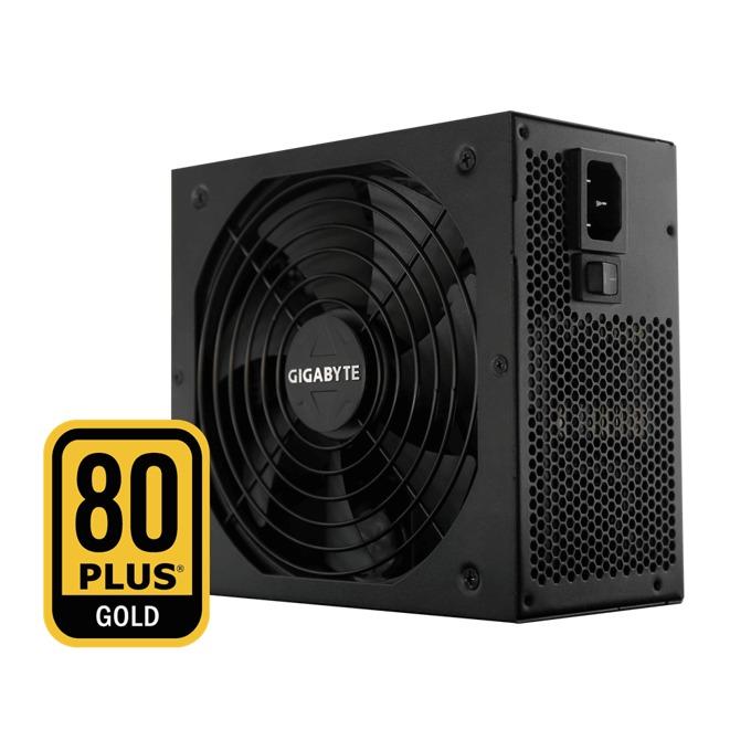 Захранване Gigabyte G750H, 750W, Active PFC, 80 Plus Gold, 140mm вентилатор image