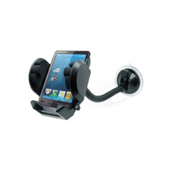 Стойка за телефон FLY SS000062 за кола, универсална, дълго рамо image