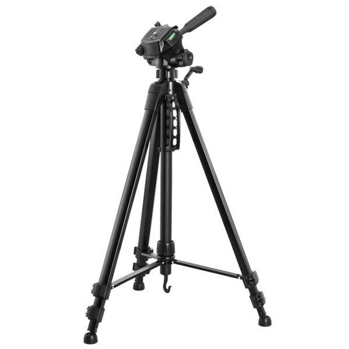 Tрипод Vivanco 30762, мин/макс. височина 62-165см, 4кг товароносимост, алуминиев, черен image