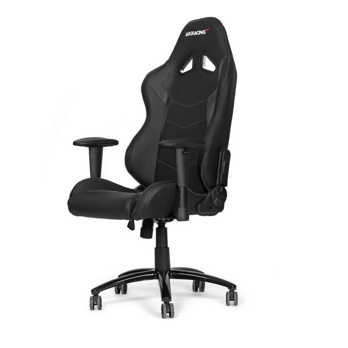 Геймърски стол AKRACING Octane Black, черен image