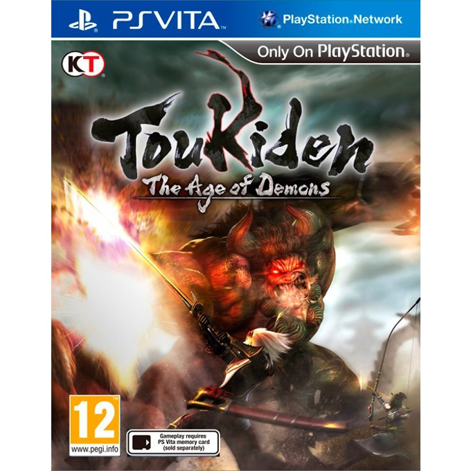 Toukiden: The Age of Demons, за PSVita image