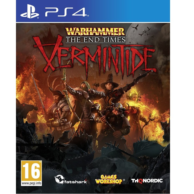 Игра за конзола Warhammer: End Times - Vermintide, за PS4 image