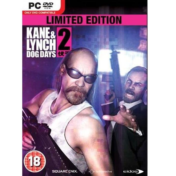 Kane and Lynch 2: Dog Days Limited Edition, за PC image