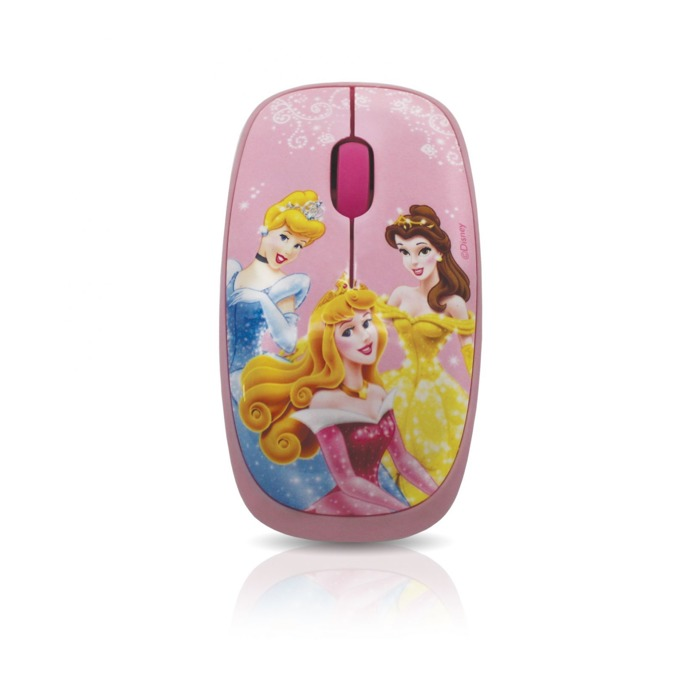 Мишка Circuit Planet Princess DSY-MO105, оптична (1000 dpi), USB, щампа image
