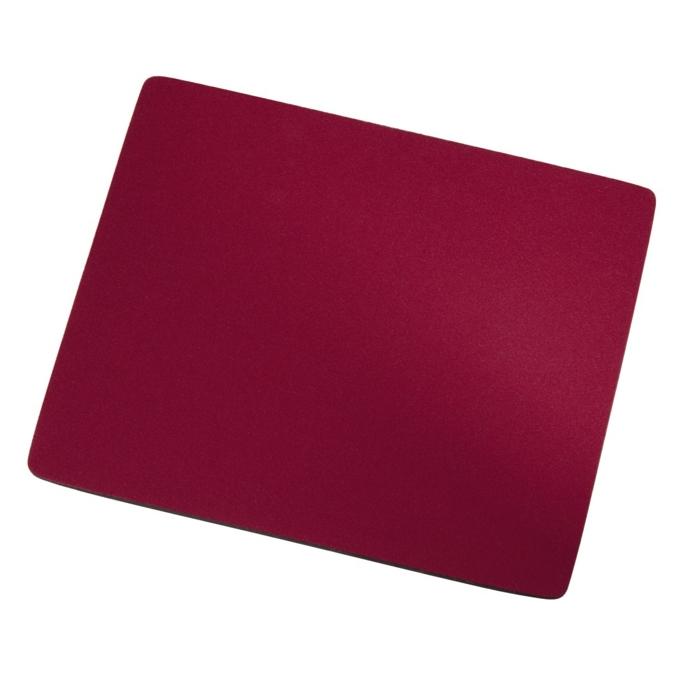 Подложка за мишка HAMA (54767), текстил, червена, 223 x 183 x 6mm image