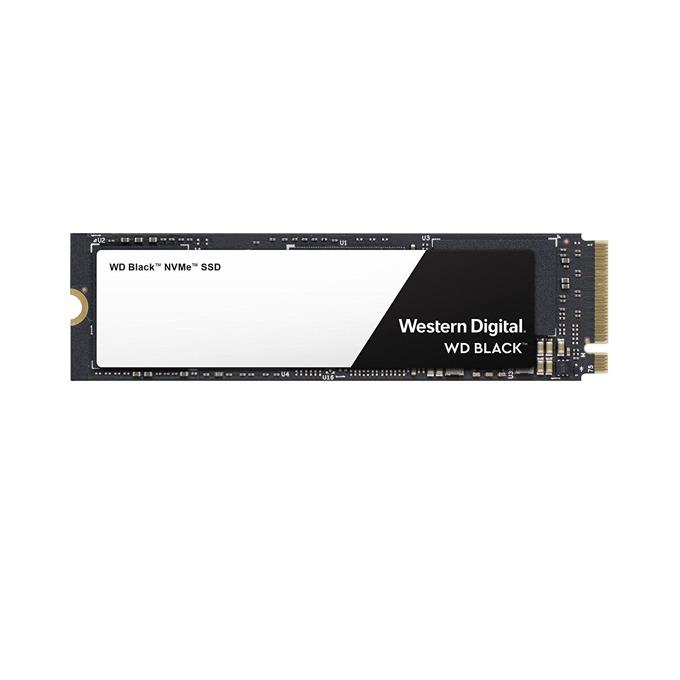 SSD 1TB Western Digital Black, NVMe, M.2 (2280), скорост на четене 3400 MB/s, скорост на запис 2800 MB/s image