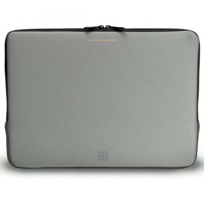 """Калъф за лаптоп TUCANO BF-S-G, до 12""""(30.48cm), неопренов, сив image"""