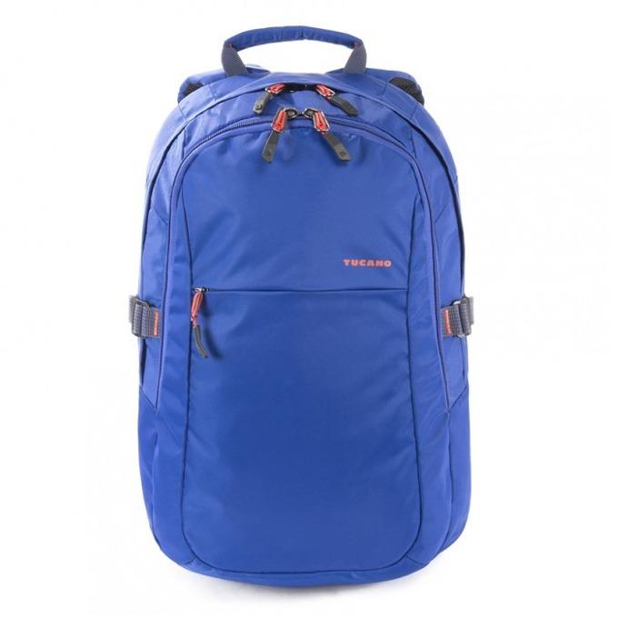 "Раница за лаптоп Tucano Livello Up, до 15.6"" (39.62 cm), влагоустойчива, отделения за аксесоари, синя image"