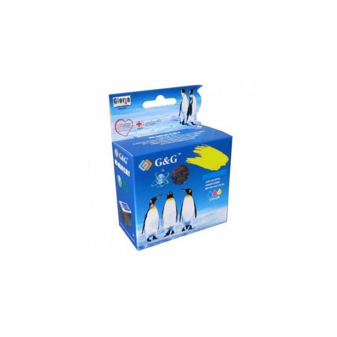 ГЛАВА ЗА BROTHER MFC-J6510/J6710/J6910 - Magenta - LC1280M - P№ NP-B-0079M - G&G - Неоригинален заб.: 17ml. image