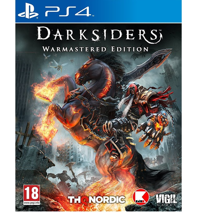 Darksiders Warmastered Edition, за PS4 image